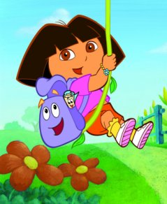 Dora Explorer Funny Cartoons